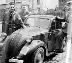 Simca Cinq - pin by Paolo Marzioli Free French, France, All Cars, Fiat 500, Taxi, Ww2, Antique Cars, Classic Cars, Vintage