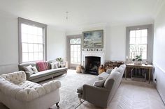 Georgian-Interiors-of-the-Albourne-House-in-West-Sussex-England.jpg 800×533 pixels