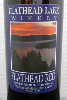 Montana (Flathead Lake Winery Red)