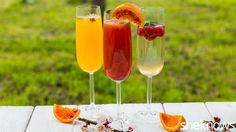 3 Spring mimosas that will up your brunch game