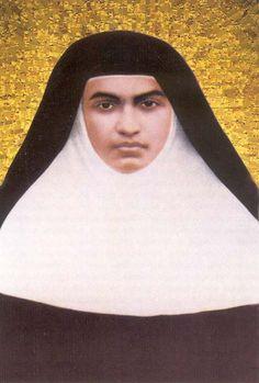 EVANGELIO DEL DIASanta Alfonsa de la Inmaculada 1910