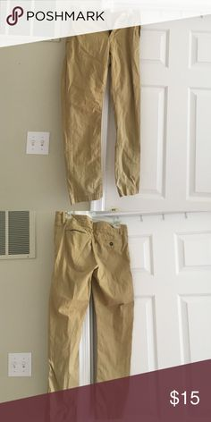 Men Khaki pants Skinny pants American Eagle American Eagle Outfitters Jeans Skinny