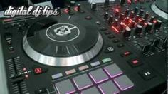 Numark NS7 II Serato DJ Controller - YouTube