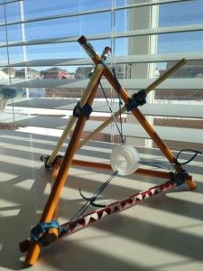 Craft for Kids: Viking Mini Weapon