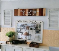 My kampunghouse farmhouse style kitchen Farmhouse Style Kitchen, Kitchen Styling