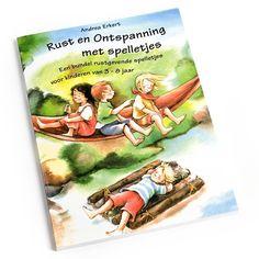 Rust en ontspanning met spelletjes - Om nieuwe indrukken te verwerken hebben jonge kinderen regelmatig momenten van rust nodig. In deze bundel staan rustgevende spelletjes en oefeningen.