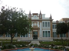 The Russian Museum in Málaga