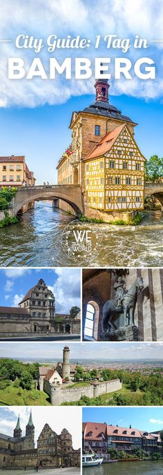 Ein Tag Bamberg: Alle Bamberg Sehenswürdigkeiten, Tipps & Highlights, die du an… One day Bamberg: All Bamberg attractions, tips & highlights that you can discover in one day in Bamberg. With Bamberg Hotel tips and tours. Europe Travel Guide, Europe Destinations, Travel Guides, Backpacking Europe, Albania Travel, Estonia Travel, Travel Goals, Us Travel, Germany Travel