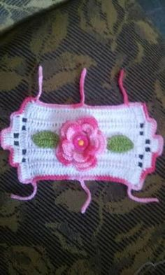 Resultado de imagem para trabalhos de croche no  de fogão