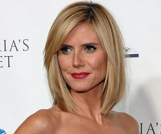 20 Heidi Klum Hairstyles Choose