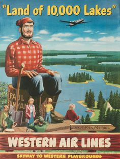 Paul  Bunyan...Minnesota