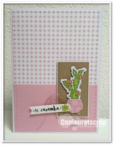 Couleuretscrap_carte_caramba_inspi_Little_S4: 31-07-2016