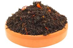 Loose Leaf Prickly Pear Black Tea with Dried Cactus Fruit Pieces Tucson Food, Pear Fruit, Tea Companies, Natural Flavors, Iced Tea, Hot Chocolate, Berries, Beverages, Drinks