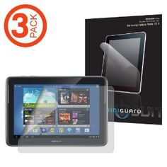 Amazon.com: MiniGuard Samsung Galaxy Note 10.1 Inch Tablet N8000 N8010 Screen Protector (Matte Anti-Glare, 3 Pack), S-Pen Compatible: Computers & Accessories