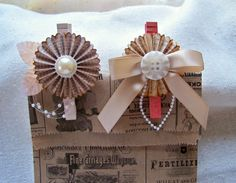 altered clothes pins | Altered Clothespins Pro31 Designs