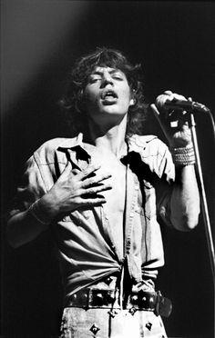 Rolling Stones, Mick Jagger, Frankfurt