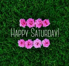 Happy Saturday #HappyDays