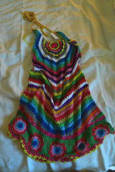 Artesanato: ROUPAS Crochet