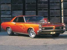 Pro Street GTO