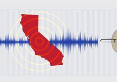 An earthquake fault running from San Diego Bay to Los Angeles is capable of producing a magnitude-7.4 earthquake that could affect some of the region's mos