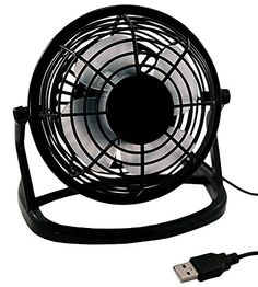 Mini USB Portable Flexible Cooling Fan for PC Computer Laptop Notebook Office UK