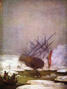 Pinturas de Caspar David Friedrich