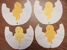 These cute little birds would be perfect for number bonds/composing number... write the two addends on each side of the egg and the sum on the chick