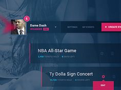 05 new user interface project by dtail studio