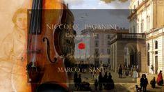 www.youtube.com/watch?v=YjCSXHIG2q8 MARCO de SANTI plays PAGANINI Minuetto N. 34 dalle 37 Sonate di Niccolò Paganini
