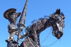 Don Quijote de la Mancha     Chihuahua Mexico
