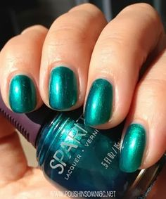 You Need This Green from Polish Insomniac ~Renee