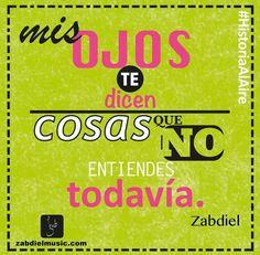 Quote│Citas - #Quote - #Citas - #Frases #Zabdiel Historia al aire