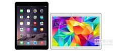 iPad Air 2 vs Samsung Galaxy Tab S 10.5超級比一比