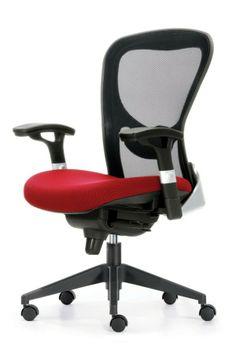 Günstige Bürostühle und Bürosessel – Vor- und Nachteile - Günstige Bürostühle und Bürosessel schwarz rot sitzplatz