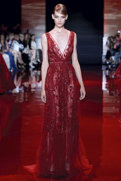 Elie Saab Couture Fall/Winter 2013.  Paris. on FASHIONTOGRAPHER  http://fashiontographer.com/social-gallery/02-9
