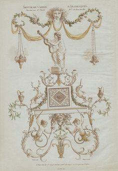 Nouvelle collection d'arabesques, 1810 e by peacay, via Flickr