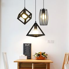 Pendant Lights Pendant Lights Colorful Iron E27led Lamp Industrial Style Lamps Vintage Loft Creative American Style Living Room Light Fixtures Cool In Summer And Warm In Winter Ceiling Lights & Fans