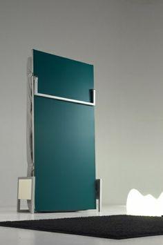 wandgestaltung wei gardinen schrankbett selber bauen sperrholz diy m bel pinterest. Black Bedroom Furniture Sets. Home Design Ideas