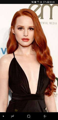 Riverdale Funny, Madelaine Petsch, Cheryl Blossom, American Actress, Red Hair, Camisole Top, Actresses, Tank Tops, Celebrities