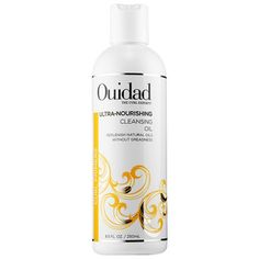 The Ten Best Cleansing Conditioners // #1 Ouidad Ultra-Nourishing Cleansing Oil