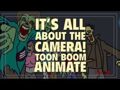 "Toon Boom camera tutorial preview ""Hand Held Camera effect"""