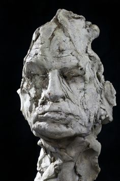 "Saatchi Online Artist: Patricia Riveras; Clay Sculpture ""B 1"""