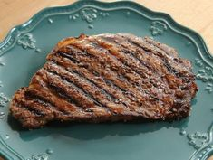 Get Breakfast Steak Recipe from Food Network PW Steak Rub