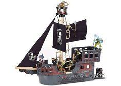 fantasy piraten spookschip