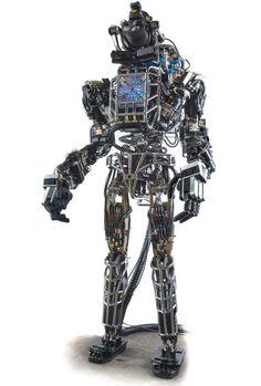UPDATED: DARPA Unveils Atlas DRC Robot  http://spectrum.ieee.org/automaton/robotics/humanoids/darpa-unveils-atlas-drc-robot