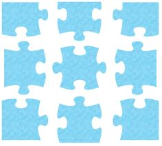 puzzle pieces - Google Search