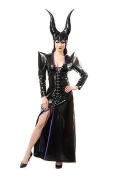 Maleficent Halloween Costumes http://halloweenideasforwomen.com/maleficent-halloween-costumes