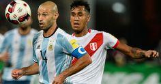 """Mascherano assume culpa e lamenta empate da Argentina: """"é uma m..."""""""
