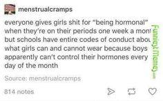 Someone fucking said it.