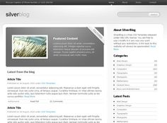4 Stunning Free HTML5 and CSS3 website templates, discussed and download links provided.